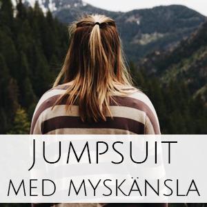 Jumpsuit med Myskänsla