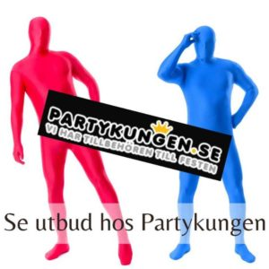 Morphsuit - Partykungen